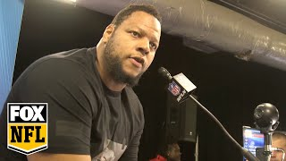Ndamukong Suh: We didn't get our job done | FOX NFL