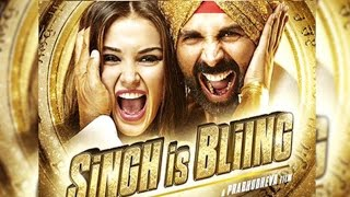 Making Of Singh is Bling - Singh ka Pyaar