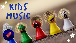 Kids Playing Games (background music | music for media | for video | for animation | children's