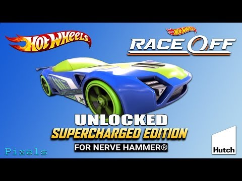 Hot Wheels Race Off - New Supercharged Edition Car Unlocked