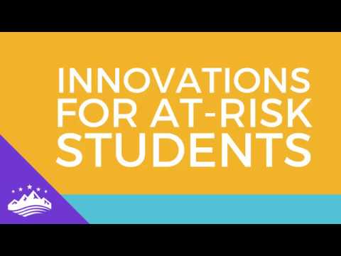FULL EVENT: Education Innovators Discuss At-Risk Students