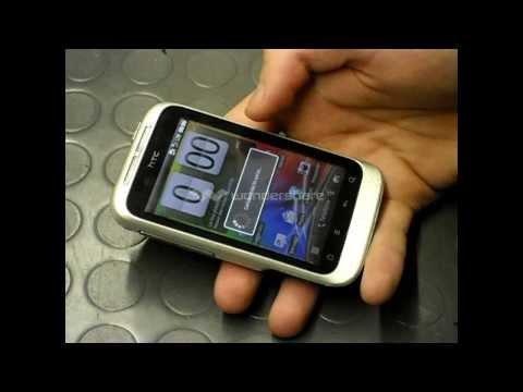 Htc Wildfire S - Replace Touch Screen Vetro Schermo Tutorial Smartphone Cellulare