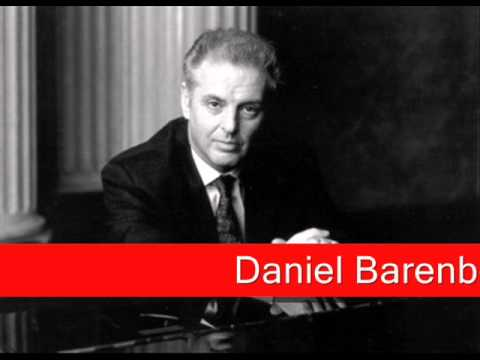 Daniel Barenboim: Wagner/Liszt, 'Isoldend Liebestod'