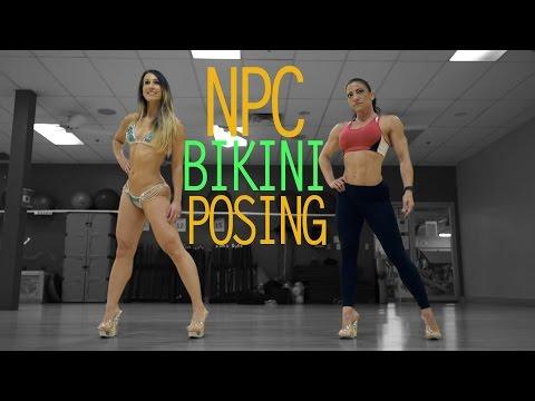 Bikini Posing  - NPC - With IFBB Pro thumbnail