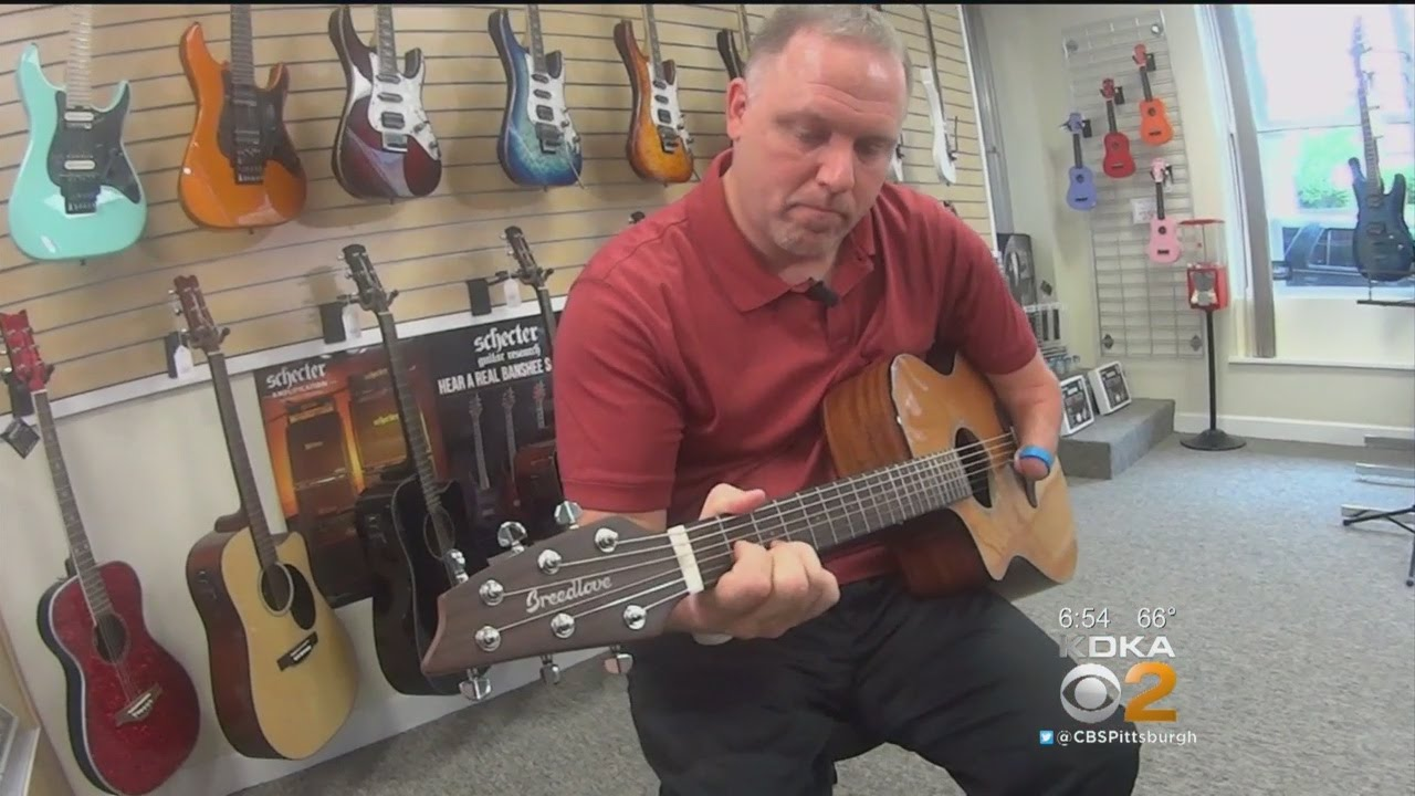 3D Printer Helping Guitar Player Live His Dream