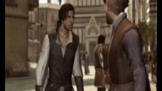 Assassins Creed II PC Gameplay Max Settings HD4850 OC Crackeado part2