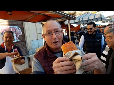 colazione a ballaro' street food palermo