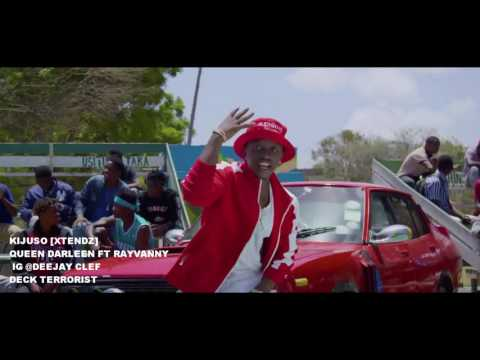 Queen Darleen ft Rayvanny -Kijuso Extended [Deejay Clef ]