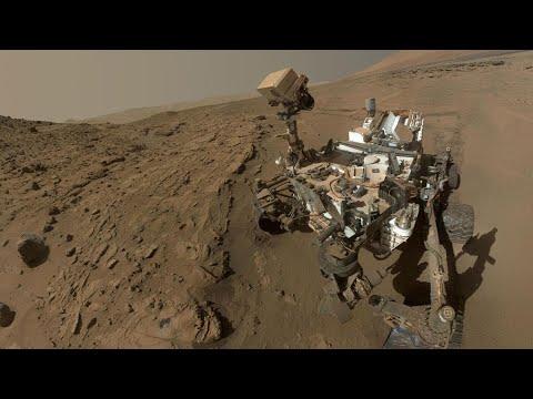 أول مدينة علمية لأبحاث العيش على المريخ  - 08:22-2018 / 1 / 23