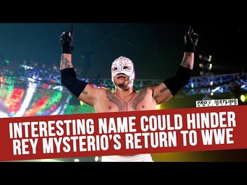 Interesting Name Could Hinder Rey Mysterio's Return To The WWE