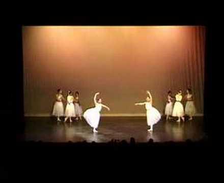 Degas, a ballet