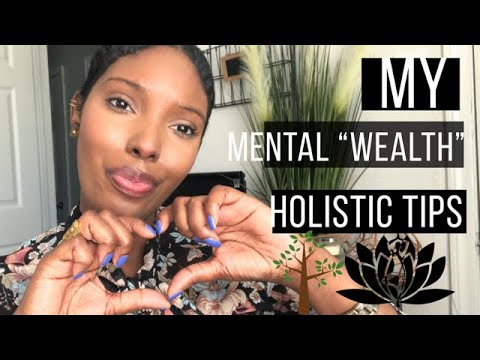 Mental Health | 8 HOLISTIC tips to OVERCOMING Anxiety + Depr