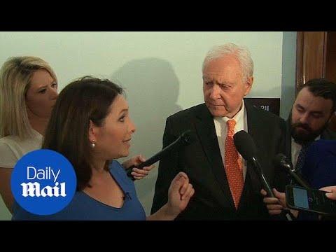 Senators react to Michael Cohen's guilty plea - Daily Mail