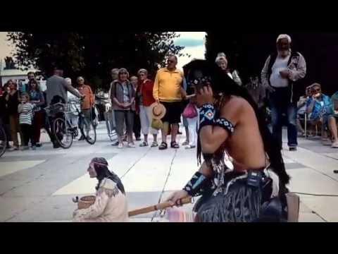 El Ultimo Mohicano Alexander Querevalu