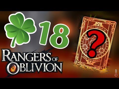 ВЫБИЛ КОСТЮМ? 2 КОЛОДЫ КРАСНЫХ КАРТ | Rangers Of Oblivion [ММОРПГ без автобоя]