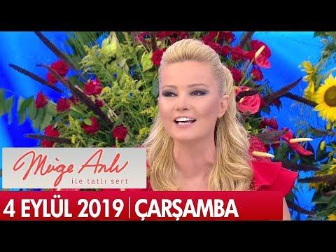 Müge Anlı ile Tatlı Sert 4 Eylül 2019 - Tek Parça