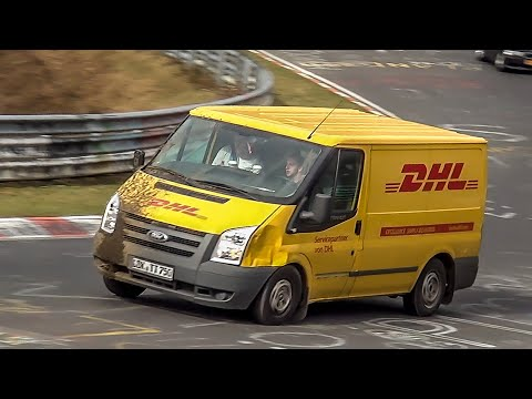 "Strangest ""Things"" at the Nürburgring - You Can Take Just About Anything to the Nordschleife!"