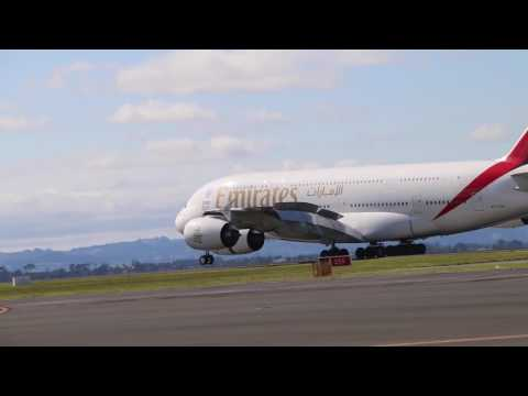 Celebrating a year of direct flights to Auckland I Emirates Airline