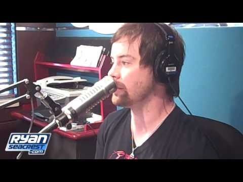 David Cook Disney World Interview | Interview | On Air With Ryan Seacrest