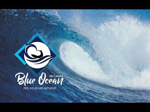 "Weligama Bay - Sri lanka ""Blue Ocean"" - Asanka Wijeratne"