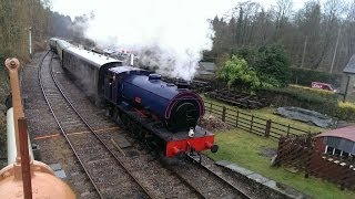Dean Forest Railway - 02/03/14 - 2014 Season First Day