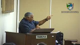 3ª Sessão Ordinária - Vereador Mineiro