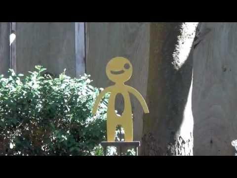 The Garden Art Project: Kinetic Garden Sculptures