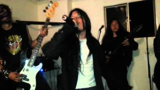 Abadox - Power is my price (live at Cannibal Rock n Food) YouTube Videos