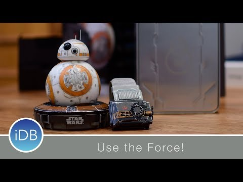 Sphero BB-8 Battle-worn Special Edition: This is the Droid You Were Looking For