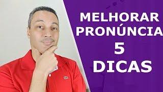 Pronúncia em inglês | Como melhorar minha pronúncia