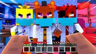 Minecraft FNAF Daycare - THE ANIMATRONIC HOSPITAL!