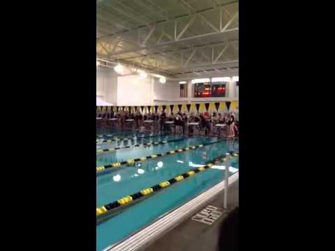 Andrews High School Medley Relay Champions