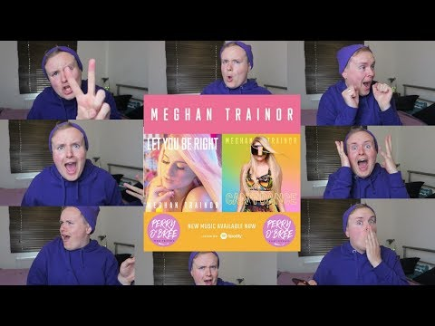 Meghan Trainor-Let You Be Right and Can † t Dance Reaction!