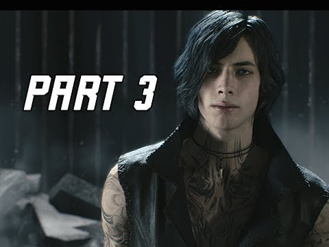 """DEVIL MAY CRY 5 Gameplay Walkthrough Part 3 - """"V"""" is OP (DMC5 Let's Play Commentary) thumbnail"""