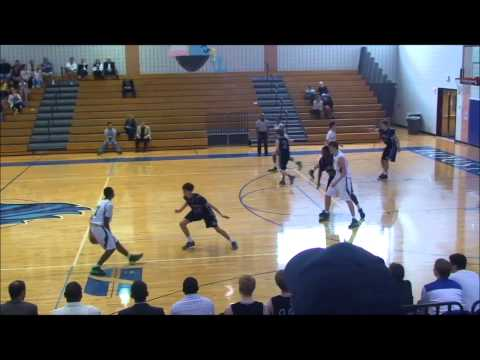"Chandler Notley - 6'8"" (Class of 2015 - Greenhill School - Addison, Texas) 2013-14 Highlights"