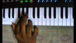 RAMJI KI NIKLI SAWARI ON PIANO