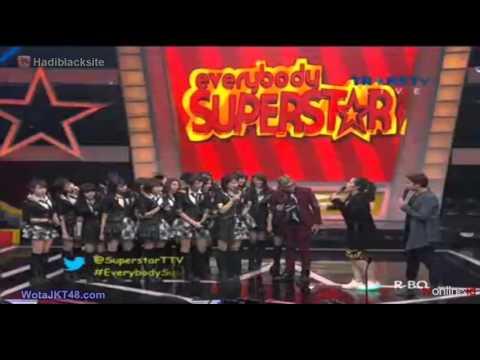 JKT48 - Beginner at Everybody Superstar 29-1-2016 [HD]