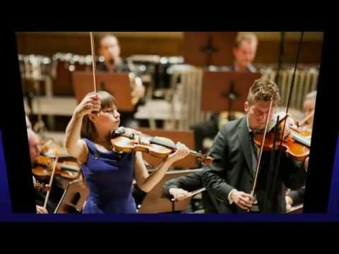 Aleksandra Kuls: Eugène Ysaÿe Sonata No.5 in G-Major p.1 L'Aurore