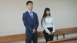 видео расторжение брака через суд