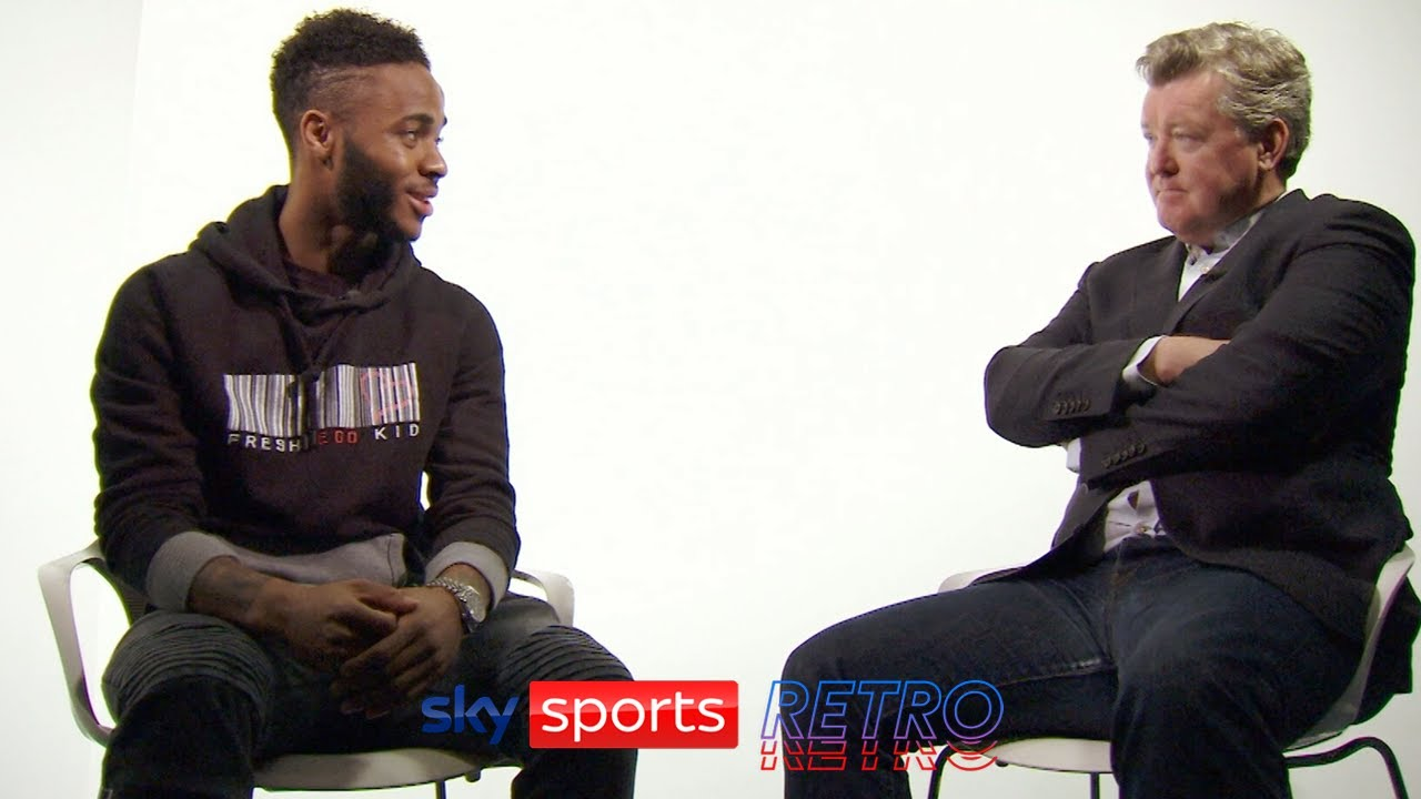 """""""My target is 1 shot, 1 goal"""" - Raheem Sterling on how he wants to improve"""