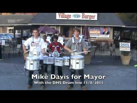 Davis for Mayor