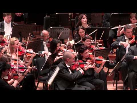 The National Radio Romania Orchestra in Shanghai