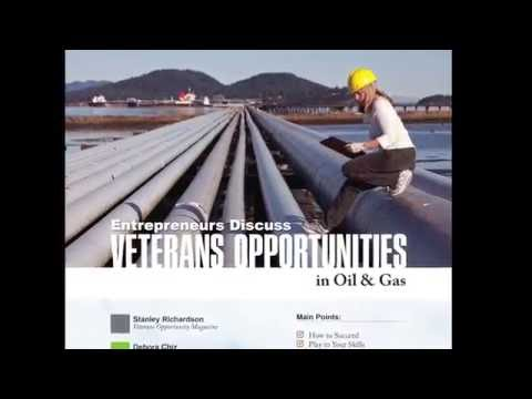 Veterans Opportunity Network and Magazine:  Oil & Gas Industry