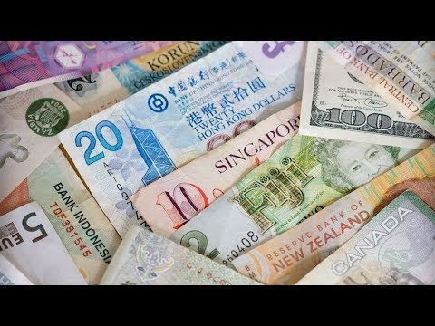 My Foreign Currency Collection 2018 Exchange Rates Usd Part 2