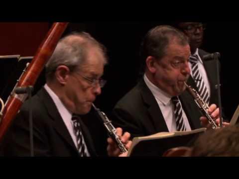 "Wolfgang Amadeus Mozart Serenade in D Major, K. 320 ""Posthorn,"" Mov III"