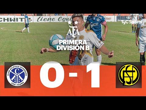 Acassuso 0 VS. 1 Flandria   Fecha 1   Primera División B 2019/2020