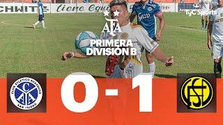Acassuso 0 VS. 1 Flandria | Fecha 1 | Primera División B 2019/2020