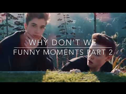 Why Don't We - funny moments part 2