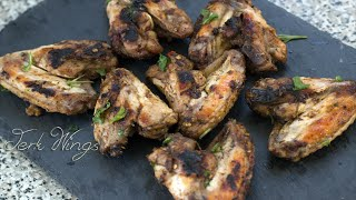 Quick & Easy Jerk Wings | KeziasKookBook