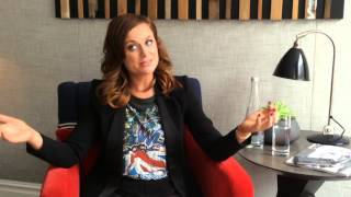 Amy Poehler Talks To Us About Joy And Sadness